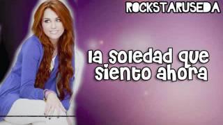 Don't Wanna be Torn - Hannah Montana (miley cyrus) en ESPAÑOL