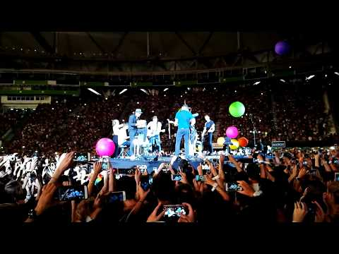 "Coldplay | New Song Tango ""Amor Argentina"" Full HD (La Plata - Argentina  14/11/2017)"