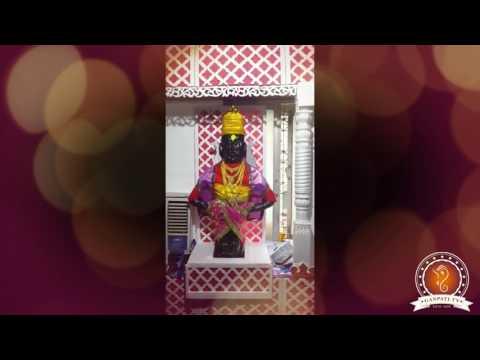 Vishal Kambli Home Ganpati Decoration Video