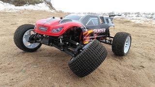Это ZD Racing Thunder ZTX-10 ... СЛОМАЛ через 10 минут!