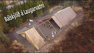 Bálskýlið á Laugarvatni