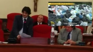 preview picture of video 'A Vibo Valentia l'emergenza rifiuti non è mai esistita'