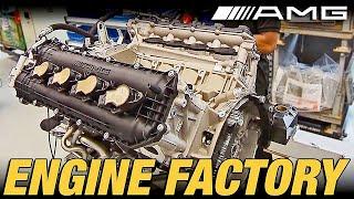 ► Mercedes-AMG Engine Factory