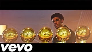 BIG BALLER - Lonzo Ball feat. YERM Team (Official Music Video) ᴴᴰ