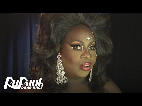 RuPaul's Drag Race | RuVealing Latrice Royale Make Up Tutorial | Logo