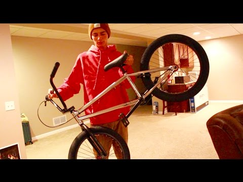 MY NEW BMX BIKE – 2017 KINK GAP XL