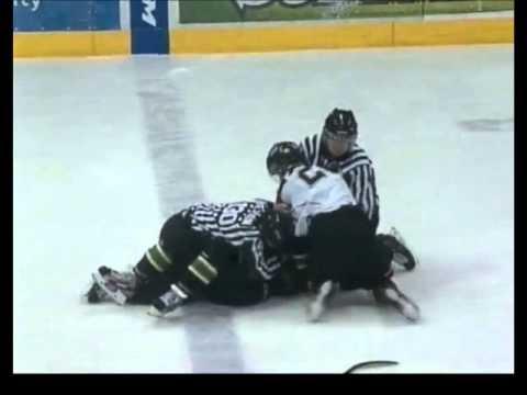 Tyler Vanscourt vs. Troy Bourke
