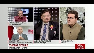 The Big Picture -  India & World War 1