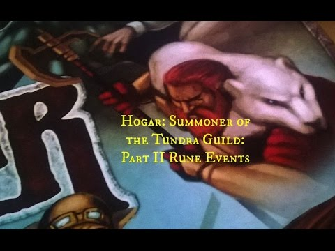 Advanced Concepts: Summoner Wars Alliances - Hogar (Part II)