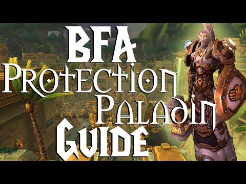 Download Prot Paladin Guide For Mythic Plus And Wow Raids Bfa Patch