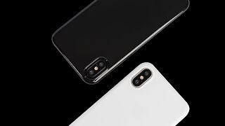 The worlds THINNEST iPhone X case! Peel case review