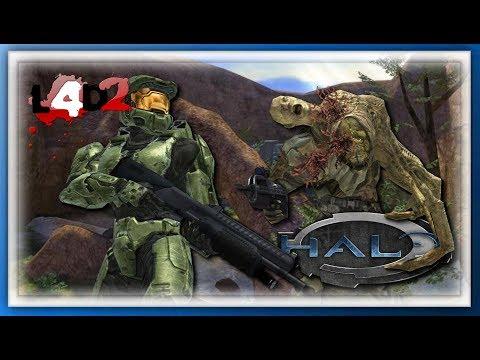 Left 4 Dead 2: Halo Mod Shenanigans - смотреть онлайн на Hah