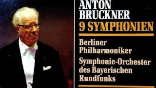 Bruckner - Symphonies 1,2,3,4,5,6,7,8,9 (reference recording : Eugen Jochum)