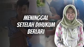 WOW TODAY: Siswa SMP di Manado Tewas setelah Dihukum Berlari Keliling Lapangan oleh Gurunya