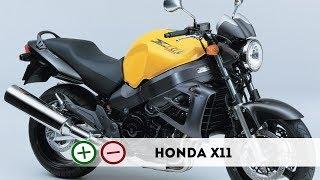Honda X11 Плюсы и Минусы - Повер нейкед!
