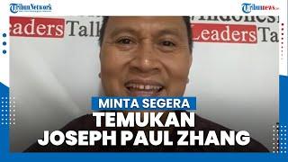 Ganggu Kerukunan dan Ketentraman, Mardani Ali Sera Minta Aparat Segera Temukan Jozeph Paul Zhang