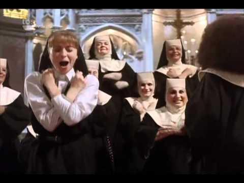 Sister Act- I Will Follow Him (canción para el Papa) Cambio de