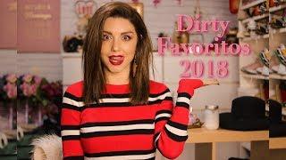 Favoritos 2018 | Makeup | Dirty Closet