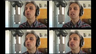 How to sing a cover of Lady Madonna Beatles Vocal Harmony