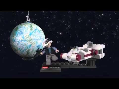 Vidéo LEGO Star Wars 75011 : Tantive IV & Alderaan