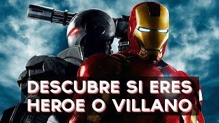 Eres un héroe o un villano? Descubre si eres un héroe (o heroína) o una villano (o villana) con este divertido test! ↠↠ ¡No te olvides de suscribirte para no ...