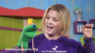 Creative Minutes: How to Perform a Sock Puppet