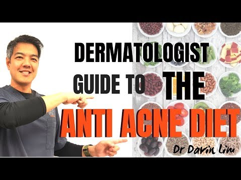 ACNE DIET GUIDE   Dermatologist Approved