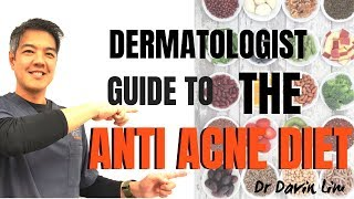 ACNE DIET GUIDE | Dermatologist Approved