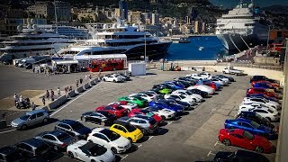 YOU'RE NOT WELCOME HERE: Monaco Police Impounds 100+ Supercars