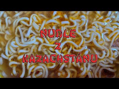 STUDENTSKÝ SPECIÁL - Nejlepší instantní nudle z Kazachstánu?!