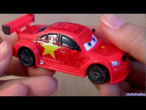 Cars 2 Long Ge Chase Ultimate Mattel China Diecast Disney Pixar Chinese Racer 汽車總動員2