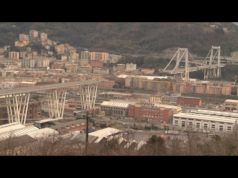 Four months after Genoa bridge collapse, residents want answers