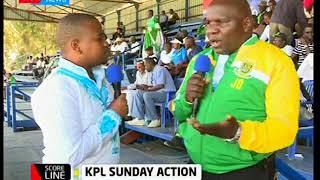 Scoreline: KPL Sunday action