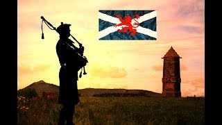 💥Flower Of Scotland💥Royal Scots Dragoon Guards💥