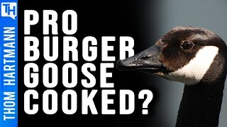 Are Pro-Burger-ers Cloaked Right Wingers?