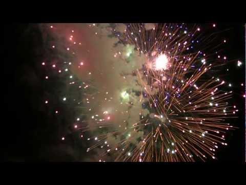 Monroe NY. Fireworks 2012