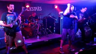 Praise The Sinner - End Of The Line - Arch Enemy Cover - Live @ ROCKSTARS