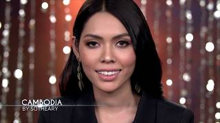 Sotheary Bee Miss Universe Cambodia 2017 Introduction Video