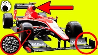 Top 10 Secrets Of F1 Car Design You'll Find Really Interesting