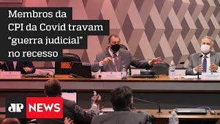 Flávio Bolsonaro acusa Renan Calheiros de abuso de autoridade