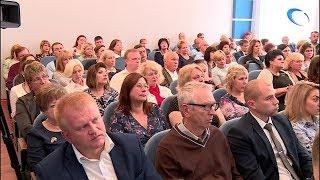 Губернатор Андрей Никитин встретился с активом профсоюзной организации Новгородской области