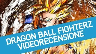 Dragon Ball FighterZ: Recensione del nuovo picchiaduro di DBZ e DB Super