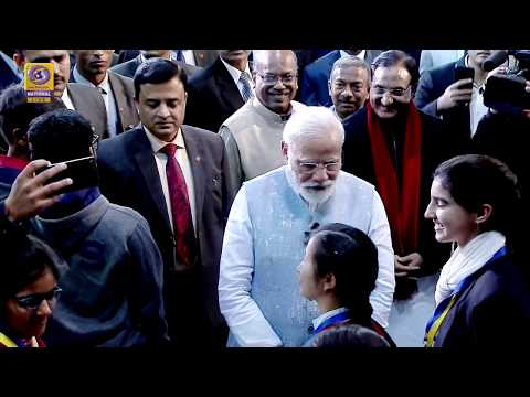 Pariksha Pe Charcha 2020 with Prime Minister Narendra Modi
