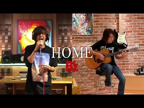 "B'z ""HOME"" session"