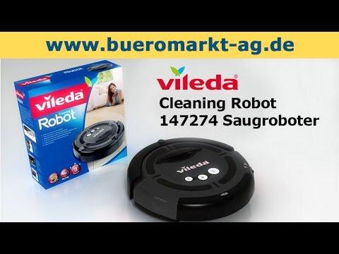 Vileda Cleaning Robot 147274 Saugroboter
