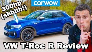 VW T-Roc R review - it's a Golf R in sheep's clothing!