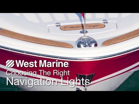 How To Choose The Right Navigation Lights For Your Boat Mp3