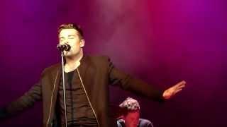 Love is War - Joe McElderry - MK acoustic show, Evolution Tour