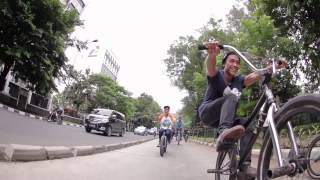 Gambar cover Jakarta BMX - Last Sunday Ride 2014