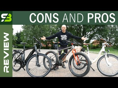 E-Bikes Part 1 – Front Hub vs Rear Hub vs Central Motor. What Works Best?